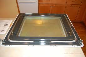 glass oven door shattered clean between glass oven door image collections glass door