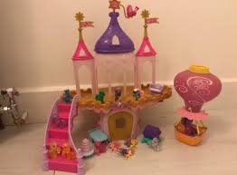 mlp wedding castle my pony wedding castle and balloon for sale in aughrim