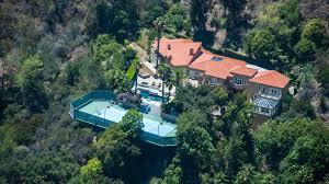 oscar de la hoya u0027s onetime mansion in bel air asks 18 5 million