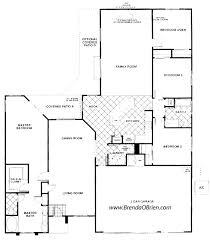 quail crossing floor plan gold bar model