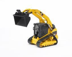 bruder excavator caterpillar diecast models