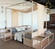 couvert lit lit baldaquin bois massif lit enfant en bois massif made in
