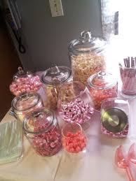 baby baby shower candy table baby shower pinterest