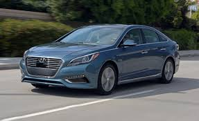 2016 hyundai sonata hybrid and plug in hybrid first drive u2013 review