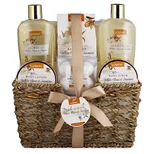 spa gift basket home garden bath home spa gift basket