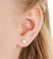 most hypoallergenic earrings nickel free earrings earrings for sensitive ears heart