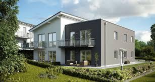 Haus Wohnung Mehrfamilienhaus Bauen Individuell Geplant Kern Haus