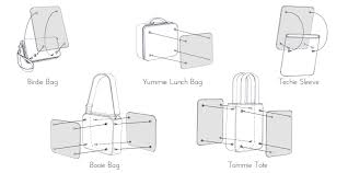 how flying buttress girls u0027 bags and panels work
