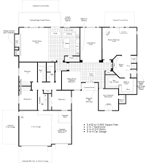 7 Bedroom Floor Plans Skyline Ranch Homes Floor Plans