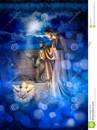 nativity christmas jesus birth stock images image 34585674
