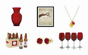 40th anniversary gift top 10 best 40th wedding anniversary gifts heavy