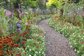 garden paths beautiful and functional flower garden paths