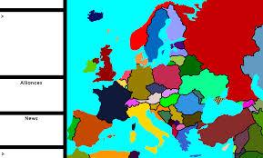 Europe Map Quiz Game by Image Coloured Europe Map With Textbox Png Thefutureofeuropes
