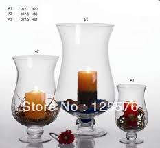 Footed Glass Vase Cheap Large Glass Hurricane Vase Find Large Glass Hurricane Vase