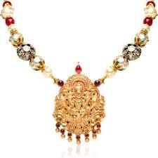 pendant necklace online images Shop online temple jewellery for women senco gold diamonds jpg