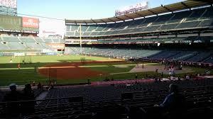 Angel Stadium Seating Map Los Angeles Angels Of Anaheim Angel Stadium Seating Chart