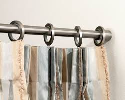 Solid Metal Curtain Rods Campbell Ironworks Curtain Hardware Wrought Iron Curtain Rods