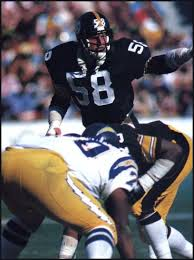 Pittsburgh Jack Jack Lambert The Greatest Middle Linebacker Of All Time