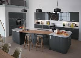 cuisine avec plan de travail photo cuisine avec plan de travail moderne en 65 idées