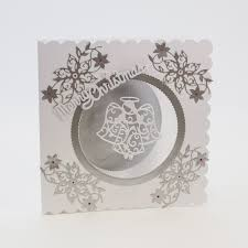 rococo christmas angel die u2013 item 83e tonic studios ltd cards