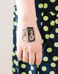 33 most beautiful camera tattoo ideas that will totally inspire