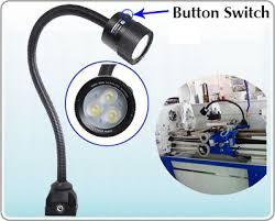 led gooseneck machine light 24v 220v magnet machine light led machine tools l id 9783097