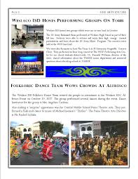 quotes about leadership and dance encore the official newsletter of the weslaco isd fine arts