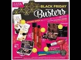 best makeup black friday deals 2016 ulta black friday ad 2016 beauty deals youtube