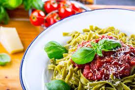 cuisine italienne pates pâtes cuisine italienne et méditerranéenne le fettuccine de pâtes