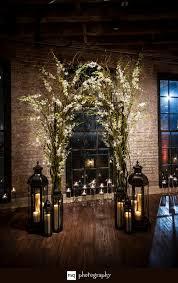 Wedding Arch Nyc Brooklyn Real Wedding Photos A Garden Inspired Wedding In New