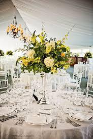 Flower Arrangements Weddings - best 25 yellow wedding flower arrangements ideas on pinterest
