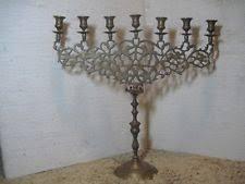 vintage menorah antique menorah ebay