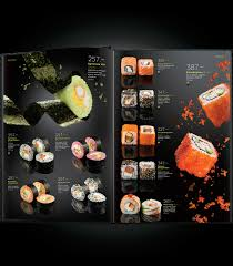yakitoriya u2014 zero gravity menu on behance design menu