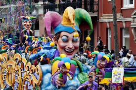 mardi gras by the city mardi gras city of new orleans