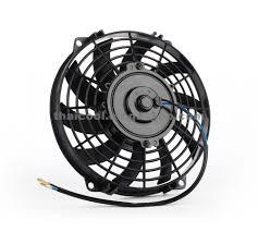 10 inch radiator fan 9 inch axial fan 12v 24v car radiator condenser fan auto