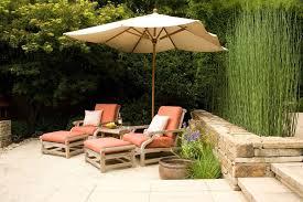 Bamboo Backyard Backyard Bamboo Patio Mediterranean With Stone Polyester