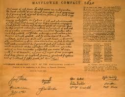 indiana society of mayflower descendants mayflower compact