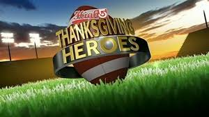 thanksgiving day high school football scores