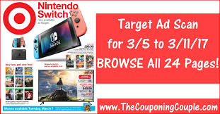 black friday blu ray list target target ad scan for 3 5 to 3 11 17 browse all 24 pages