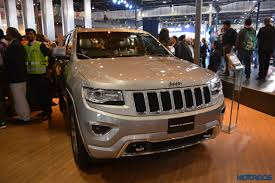 jeep grand cherokee brown auto expo 2016 jeep wrangler unlimited grand cherokee and grand