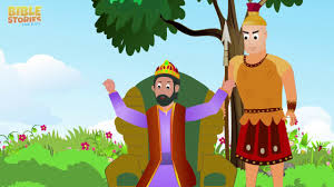 story of king david part 1 bible stories for kids youtube
