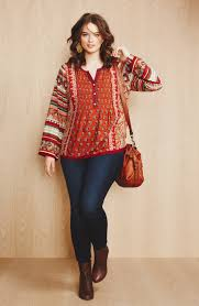 lucky brand top u0026 skinny jeans nordstrom plus size curvy women