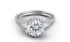 engagement rings twisted wedding bands amazing twisted shank