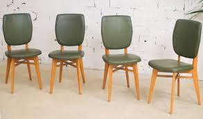 chaises es 50 marvelous salle a manger kaki 2 chaises vintage ann233es 50 1950