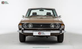 lexus breakers in birmingham used triumph stag cars for sale with pistonheads