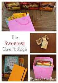 what to put in a sick care package give a sweet care package to families in the hospital girl