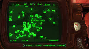Fallout 4 Map by Where To Find Companions In Fallout 4