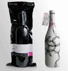 wine bottle wraps 30 creative and wine label designs