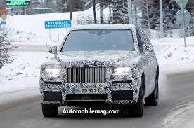 rolls royce cullinan price 2019 rolls royce cullinan spied winter testing in video