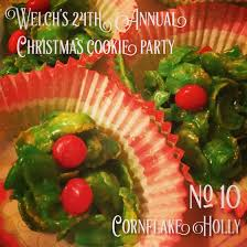 my word with douglas e welch no 10 cornflake holly welch u0027s